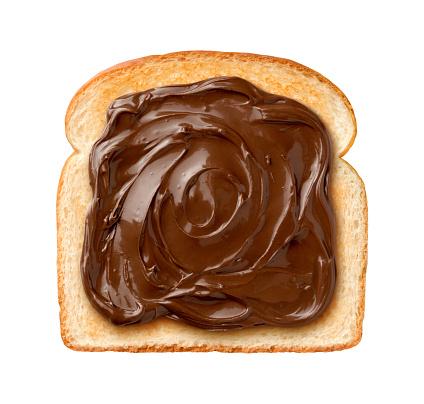Pan con Nutella