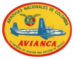 Logo Avianca Colombia antiguo