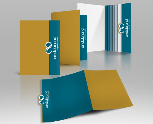 Diseño de Carpeta Corporativa ENDOBARAND