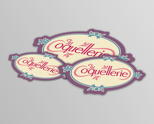 TuCoquetterie Stickers